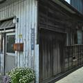 写真: 昭和の板壁