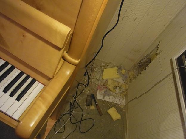 Photos: 大事な防音部屋を破壊しました(初日二日目episodeFinal)