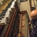 写真: 90年前のピアノを綺麗に3