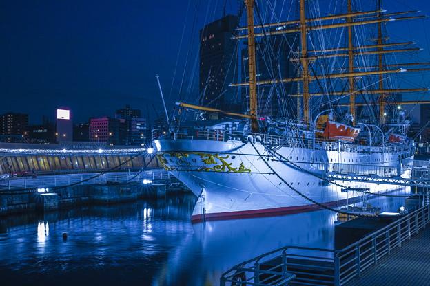 Photos: HDR帆船日本丸