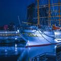 写真: HDR帆船日本丸