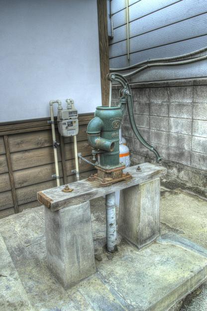 富岡で観た三つ目の井戸