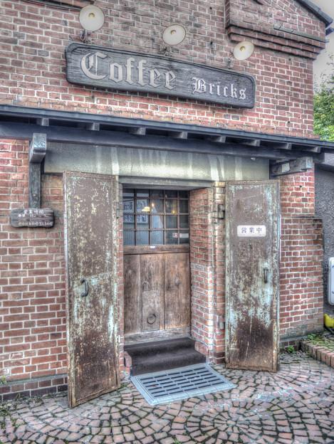 煉瓦の蔵のCafe