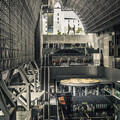 写真: ざらざら京都駅