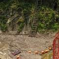 Photos: 多分今じゃ梯子の上まで冠水してるはず