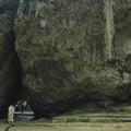 斎場御嶽(せいふぁうたき)の巨岩