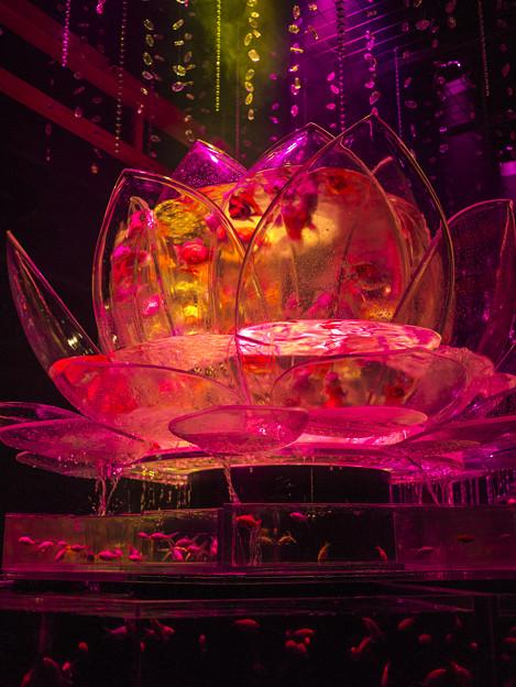 ガラスの花