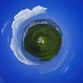 写真: 箱庭式根島