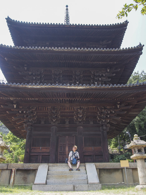 Photos: 尾道の三重の塔