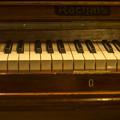 MFで撮った父の形見の楽器