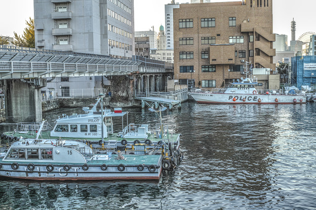 Photos: POLICE boat