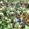 写真: 宮崎のお祭り