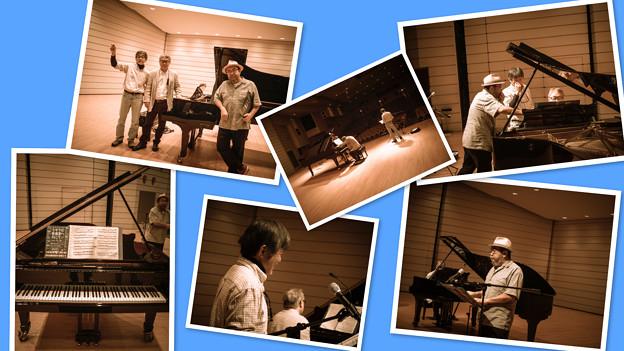 明日2015/11/14(土)東京狛江市で弾きます