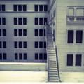 写真: 明治生命記念館の模型