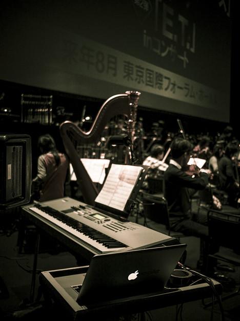 BTTF in Concertの職場環境