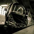 Photos: やっと会えた、南海電車の特急ラピート