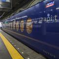 Photos: 南海電鉄のラピートの丸窓は大好き
