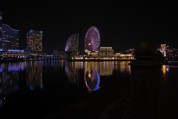 2016/01/04の横浜みなとみらい21