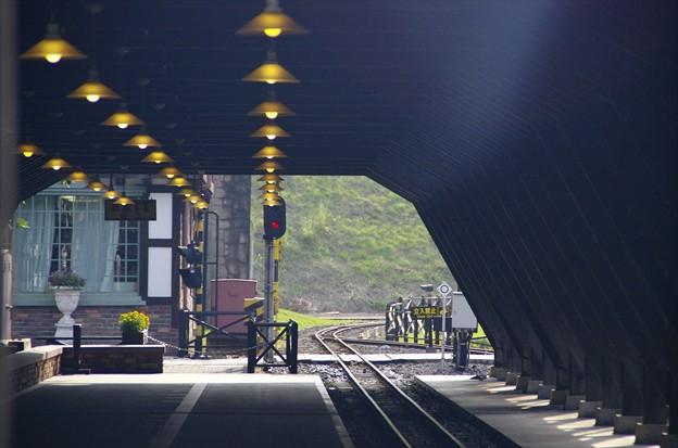 虹の郷05「ロムニー鉄道」
