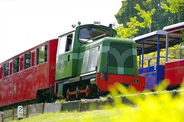 虹の郷09「ロムニー鉄道」