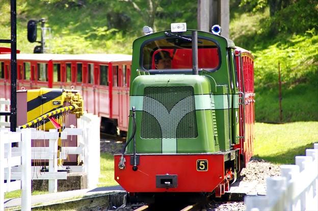 虹の郷11「ロムニー鉄道」