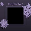 Photos: xmas-snowcrystal-violet-merry