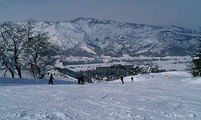 (1)舞子後楽園スキー場