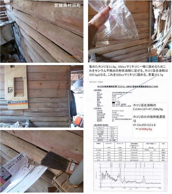 2 21 村田納屋の壁ホコリ測定