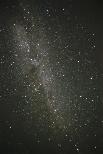 2013年 ペルセウス流星群