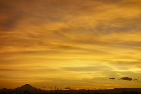 Twilight Mt.FUJI