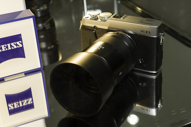 X-E1+Touit 50mm Macro