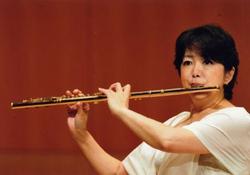 芹川千種 せりかわちぐさ フルート奏者 フルーティスト Chigusa Serikawa