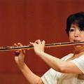 写真: 芹川千種 せりかわちぐさ フルート奏者 フルーティスト Chigusa Serikawa
