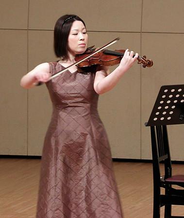 石川めぐみ いしかわめぐみ ヴァイオリン奏者 ヴァイオリニスト