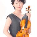 写真: 杉原桐子 すぎはらきりこ ヴァイオリン奏者 ヴァイオリニスト Kiriko Sugihara