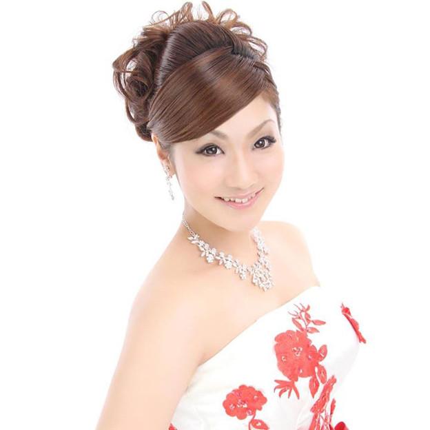 写真: 竹花摩耶 たけはなまや 声楽家 オペラ歌手 ソプラノ     Maya Takehana