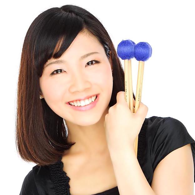 写真: 池田恭子 いけだきょうこ パーカッション奏者 打楽器奏者 パーカッショニスト Kyoko Ikeda