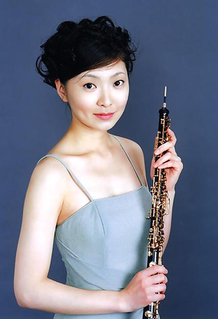 柳沢実花 やなぎさわみか オーボエ奏者 Mika Yanagisawa