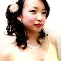 写真: 傳田実咲 でんだみさき 声楽家 オペラ歌手 ソプラノ     Misaki Denda