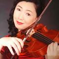 写真: 上原恭子 うえはらきょうこ ヴィオラ奏者 ヴィオリスト     Kyoko Uehara