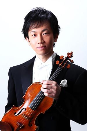 佐藤久成 さとうひさや ヴァイオリン奏者 ヴァイオリニスト