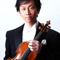 写真: 佐藤久成 さとうひさや ヴァイオリン奏者 ヴァイオリニスト   Hisaya Sato