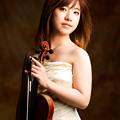 写真: 川崎妃奈子 かわさきひなこ ヴァイオリン奏者 ヴァイオリニスト   Hinako Kawasaki