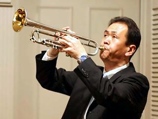 吉田治人  よしだはると トランペット奏者  Haruto Yoshida
