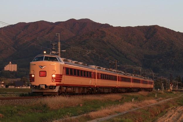 2012年10月30日あいづライナー3号