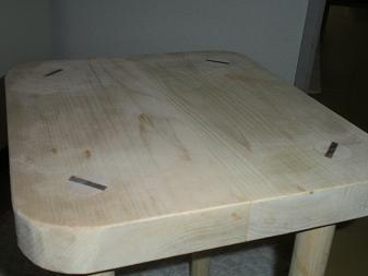 木工作品 スツール11