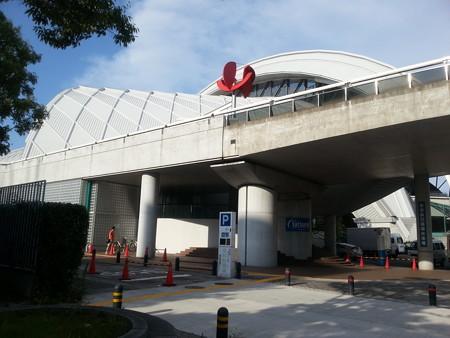 130820 東京辰巳国際水泳場
