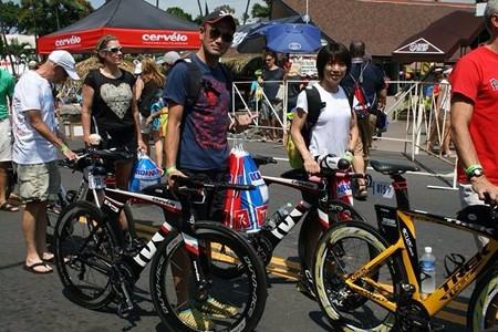 Bike Check in