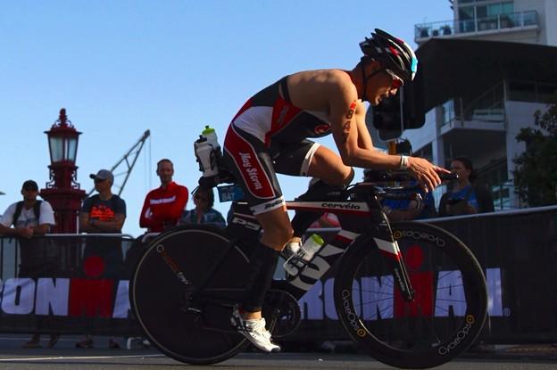 写真: IM 70.3 Auckland Bike03