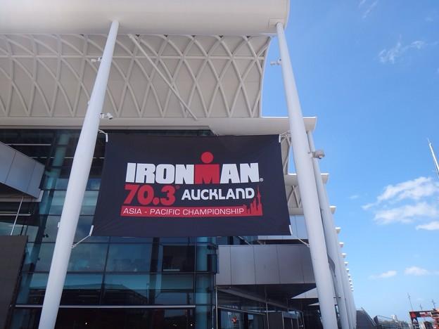 IM 70.3 Auckland
